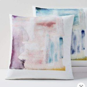 West Elm_2 abstract cusion covers_20in x20in